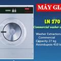Máy giặt  công nghiệp LAVAMAC LN 270