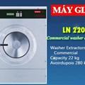 Máy giặt công nghiệp LAVAMAC LN 220