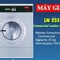 Máy giặt công nghiệp LAVAMAC LN 335