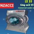 Máy giặt công nghiệp RENZACCI LX 35
