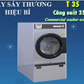 Máy sấy thương hiệu Bỉ T35