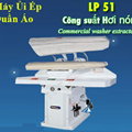 Máy ủi ép quần áo LP51