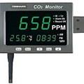 Thiết bị đo CO2/nhiệt độ Tenmars TM-186D ( 0~9999ppm, lưu dữ liệu)