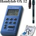 Máy đo Oxy hòa tan/Nhiệt độ cầm tay SCHOTT Handylab OX12