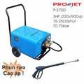 Máy bơm rửa xe ô tô 2.2kw PROJET P-370D ( Thay thế bằng Model SC55)