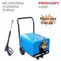 Máy bơm rửa xe ô tô 3kw PROJET P-480D