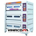 Lò nướng bánh bằng gas YXY-90AZ