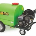 Máy phun rửa KOCU 9.0HP -170T