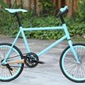 Xe đạp fixed gear mini nữ MS003