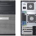 Dell OPTIPLEX™ 9020 MT Intel Core i5-4570 Windows 7 Pro 32 bit