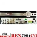 Đầu ghi hình camera Analoge BEN-7904CVI