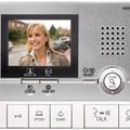 Chuông cửa có hình IP GT-2C-L-SL: Màn hình chủ, màu bạc, trợ thính