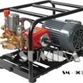 Máy phun rửa áp lực Sumika SM-909 (sử dụng dây đai)