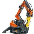 Robot phá Husqvarna DXR 140