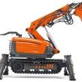 Robot phá Husqvarna DXR 310