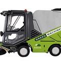 Xe quét đường Green Machine 636HS