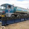 Cân xe tải sàn nổi 40, 60, 80, 100 tấn