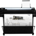Máy in khổ lớn HP Designjet T520 36inch CQ893A