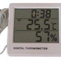 Đồng hồ đo nhiệt độ và độ ẩm ngoài phòng M&MPro HMAMT109