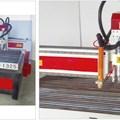 Máy CNC 1 đầu router, 1 đầu FLasma KH1325-2F