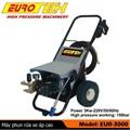 Máy rửa xe ô tô cao áp EUR 3000, Công suất 3 KW - 150Bar