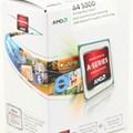 Bộ vi xử lý AMD Dual-Core | 2-Core | A4-5300K