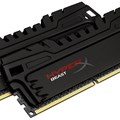 Ram Kingston HyperX Blu Black 16GB DDR3-1600 CL9 (Kit of 2) XMP KHX16C10B1BK2/16X