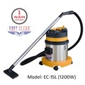 Máy hút bụi EASTCLEAN EC-15L 1200W 15L
