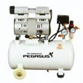 máy nén khí không dầu giảm âm PEGASUS
