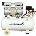 Máy nén khí không dầu, giảm âm PEGASUS TM-OF750-25L
