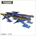 Cầu nâng ô tô kiểu xếp 12 tấn 12MMS