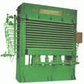 Máy ép ván gỗ nhiệt 13 tầng KS-MEGN-13T