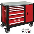 Tủ đựng đồ nghề cao cấp 6 ngăn YT-09002