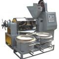 Máy ép dầu kết hợp điều khiển nhiệt độ 6YL-120A