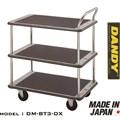 Xe đẩy hàng Nhật Bản 3 tầng DANDY DM-BT3-DX (150Kg)
