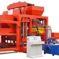 Máy ép gạch thủy lực tự động QT12-15