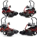 Máy cắt cỏ Toro Greensmaster® TriFlex™ Series