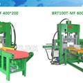 Máy chẻ đá BRT100T 600 * 300 MF
