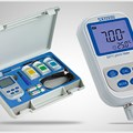 Máy đo nồng độ pH cầm tay SX711