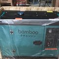 Máy phát điện Diesel Bamboo 8800A 7KW (ATS)
