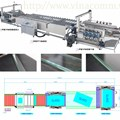 Glass Double Edging Machine Line