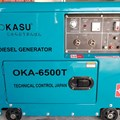Máy phát điện OKASU - 6500T