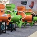 Máy xay liên hoàn tinh bột TBN-600 (2,2KW)