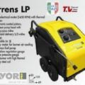 Máy rửa cáo áp hơi nước nóng-lạnh tự ngắt chạy dầu Diesel –Italy MODEL: LT-1015-2900PSI