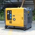Máy phát điện OKASU OKA-6500DSEA (Siêu chống ồn)