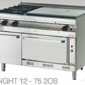 Bếp phẳng tích hợp lò nướng NGHT 12-752OB