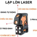 Máy định tâm Laser GEO3P