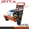 Máy phun áp lực rửa xe 7,5 kw-250 bar