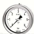 Đồng hồ áp suất Labom DN 100( Áp kế sử dụng nguyên lý ống Bourdon)