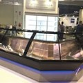Tủ trưng bày bánh Hisakage DCL-180-3T